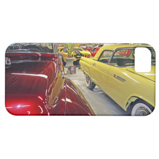 Vintage cars in Tallahassee Automobile Museum iPhone 5 Case