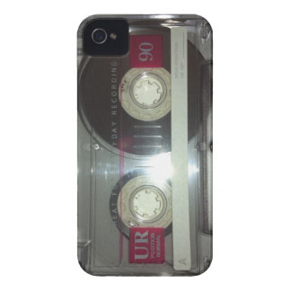 Vintage Cassette Tape - Clean iPhone 4 Covers