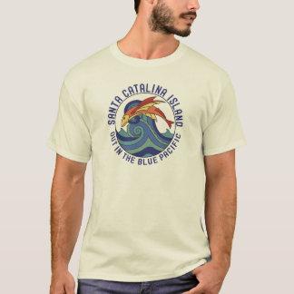 Vintage Catalina Island Flying Fish T-Shirt