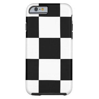 Vintage Checkerboard iPhone Case