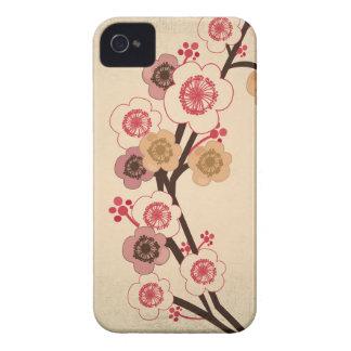 Vintage cherry blossom tree Case-Mate Case