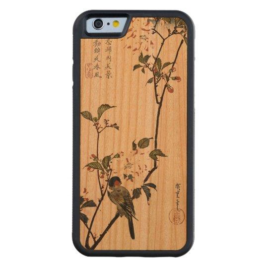 Vintage Cherry Blossoms & Bird Cherry iPhone 6 Bumper