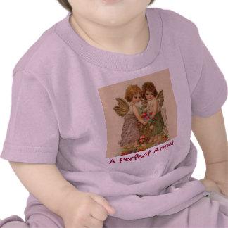 vintage cherub valentine tshirts