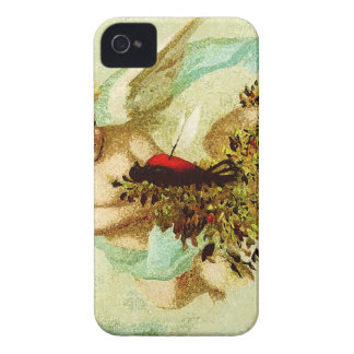 VINTAGE CHERUBS iPhone 4 CASE
