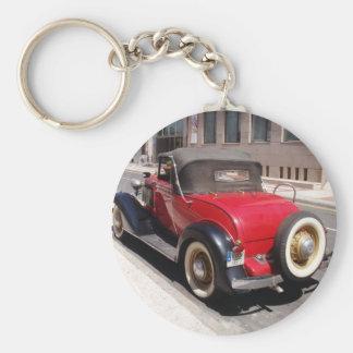 Vintage Chevrolet Keychain