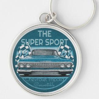 Vintage Chevy Keychain