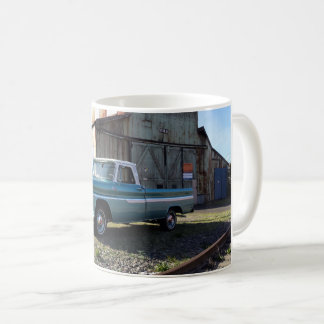Vintage Chevy Truck Mug
