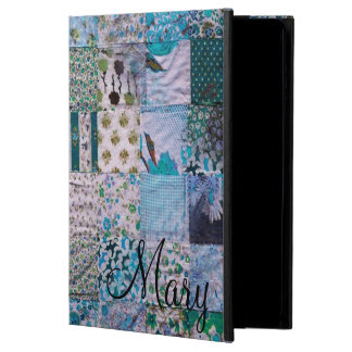 Vintage Chic Granny's Quilt iPad Air Cover