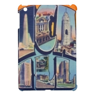 Vintage Chicago City Cover For The iPad Mini