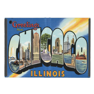 Vintage Chicago Cover For iPad Mini