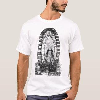 Vintage Chicago Ferris Wheel T-Shirt
