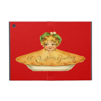 Vintage Child & Pie iPad Mini Case