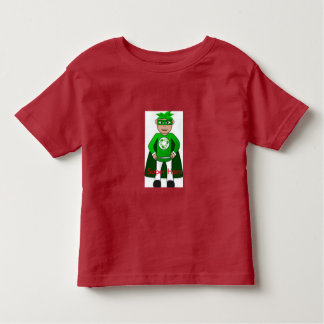 Vintage Child Super Hero Toddler T-shirt