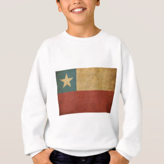 Vintage Chile Flag Sweatshirt