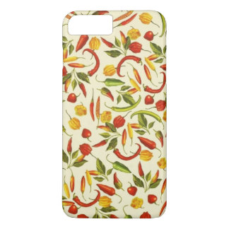 Vintage Chili Peppers Case-Mate iPhone Case