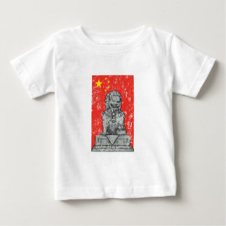 vintage china chines statue baby T-Shirt