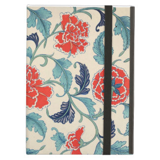 Vintage Chinese Floral Design Case For iPad Air