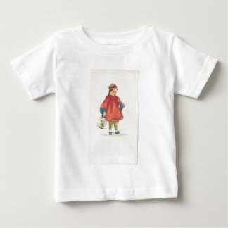 Vintage Chinese Illustration Baby T-Shirt