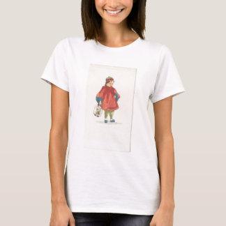 Vintage Chinese Illustration T-Shirt