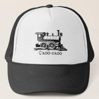 Vintage Choo Choo Trucker Hat