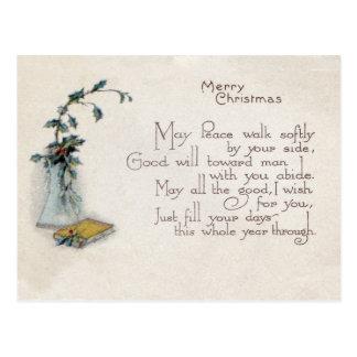Vintage Chrismas Card