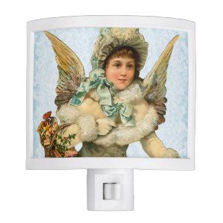 Vintage Christmas Angel Night Light