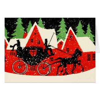 Vintage Christmas - Art Deco Cards