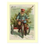 Vintage Christmas Post Card