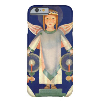 Vintage Christmas, Scandinavian Saint Lucia Angels Barely There iPhone 6 Case