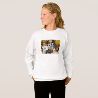 Vintage Christmas Toys Sweatshirt