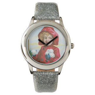 Vintage Christmas Watch
