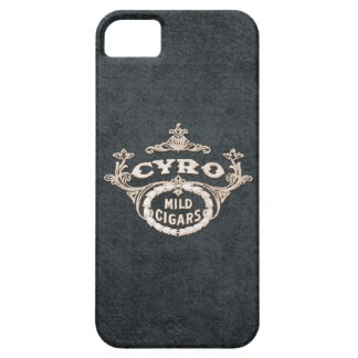 Vintage Cigar Ad Label iPhone 5 Case