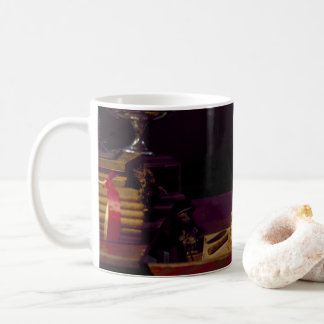 Vintage Cigar Rolling 1980 Coffee Mug
