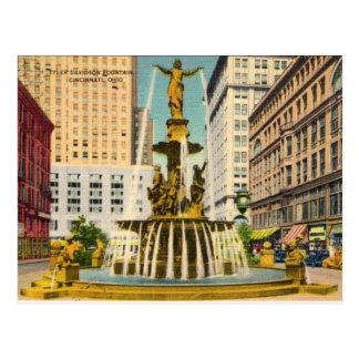 Vintage Cincinnati Postcard