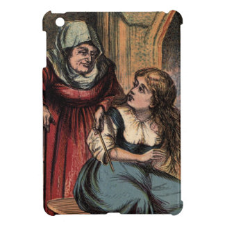 Vintage Cinderella and her Fairy Godmother iPad Mini Cover