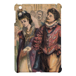 Vintage Cinderella and Prince at the Ball iPad Mini Cover
