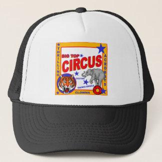 Vintage Circus Poster Trucker Hat
