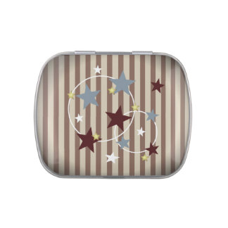 Vintage Circus Stars and Stripes
