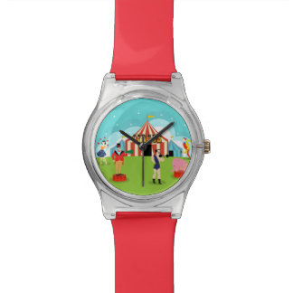 Vintage Circus Watch