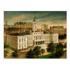 Vintage City Hall New York Postcard