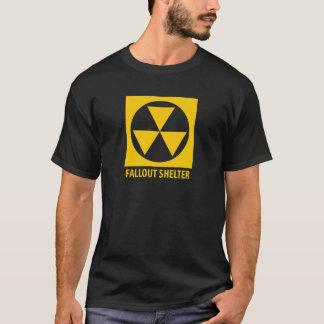 Vintage Civil Defense Atomic Bomb Fallout Shelter T-Shirt