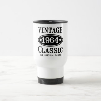 Vintage Classic 1964 Gifts Mugs