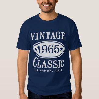 Vintage Classic 1965 Tees