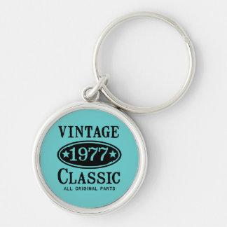 Vintage Classic 1977 Keychain