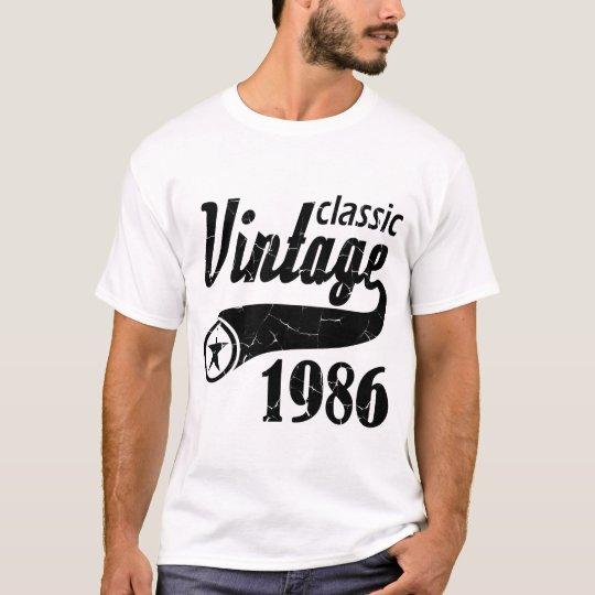vintage classic 1986 T-Shirt