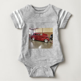 Vintage  Classic car Baby Bodysuit