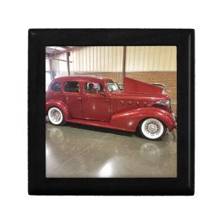 Vintage  Classic car Gift Box