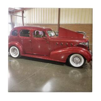 Vintage  Classic car Tile