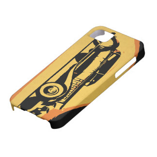 vintage classic to car iPhone 5 covers