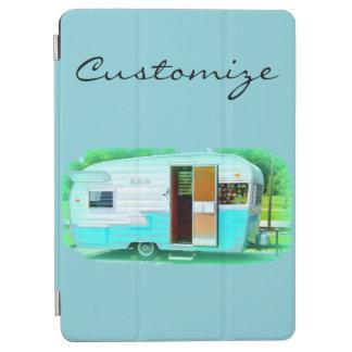 Vintage classic trailer gypsy caravan iPad air cover
